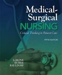 Medical-Surgical Nursing: Clinical Reasoning in Patient Care (5th Edition)