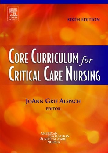 Critical Care Nursing: Diagnosis and Managent