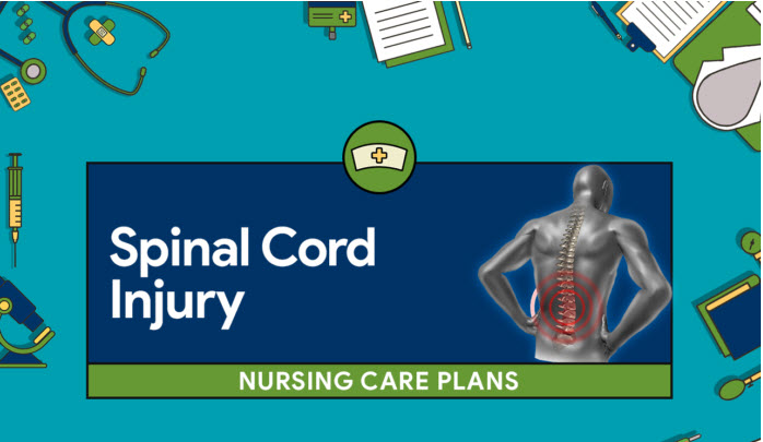 Spinal Cord Injury Nursing Care Plans