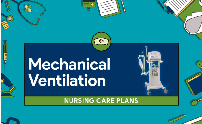 Mechanical Ventilation Nursing Care Plans